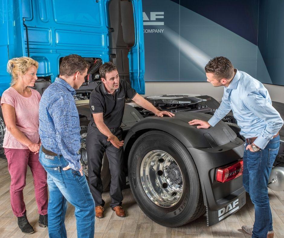 Piemonte Trucks Dealer Ufficiale DAF